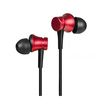 Handsfree Xiaomi Mi Basic Edition Piston - Red