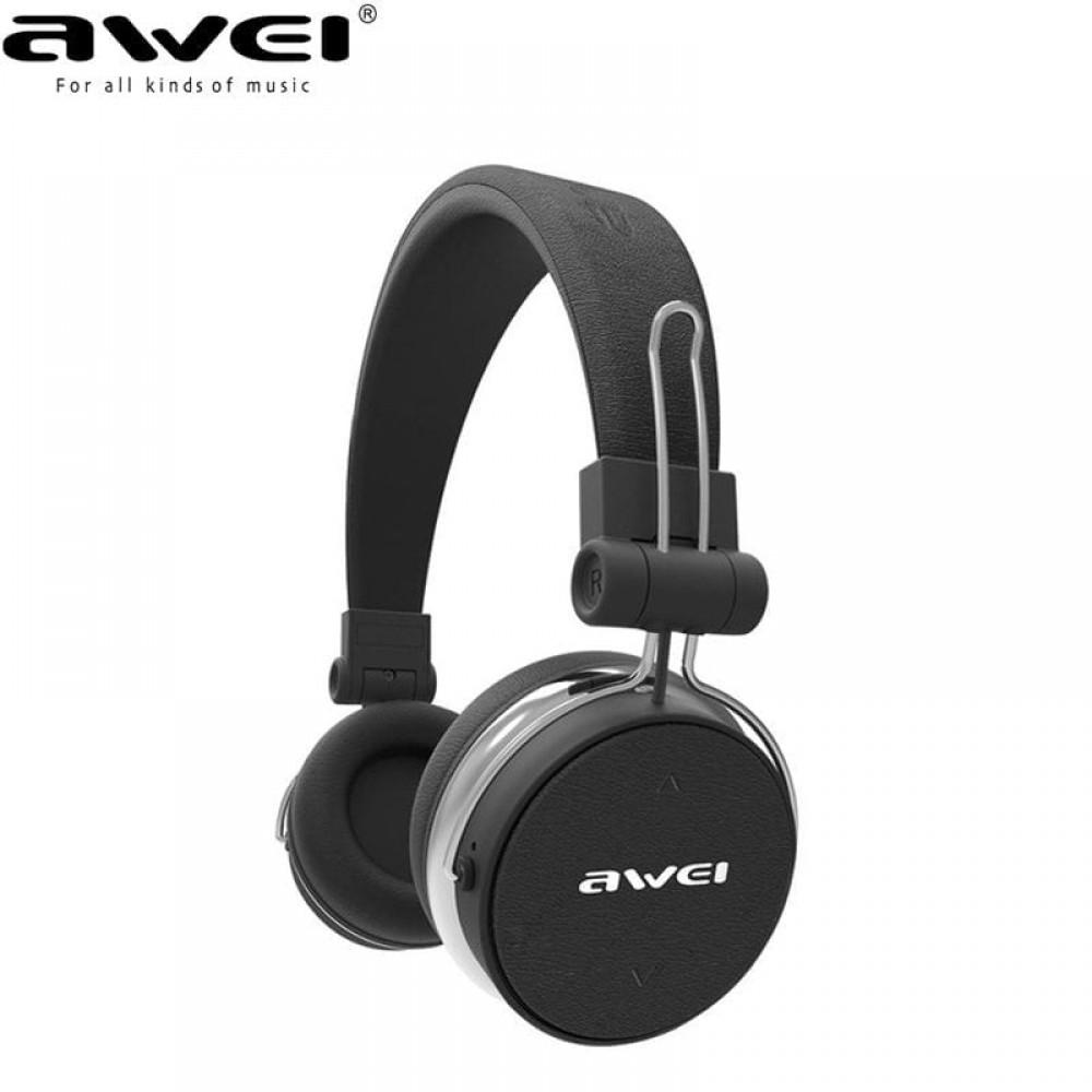 Awei A700BL Ακουστικά Bluetooth Stereo - Μαύρο