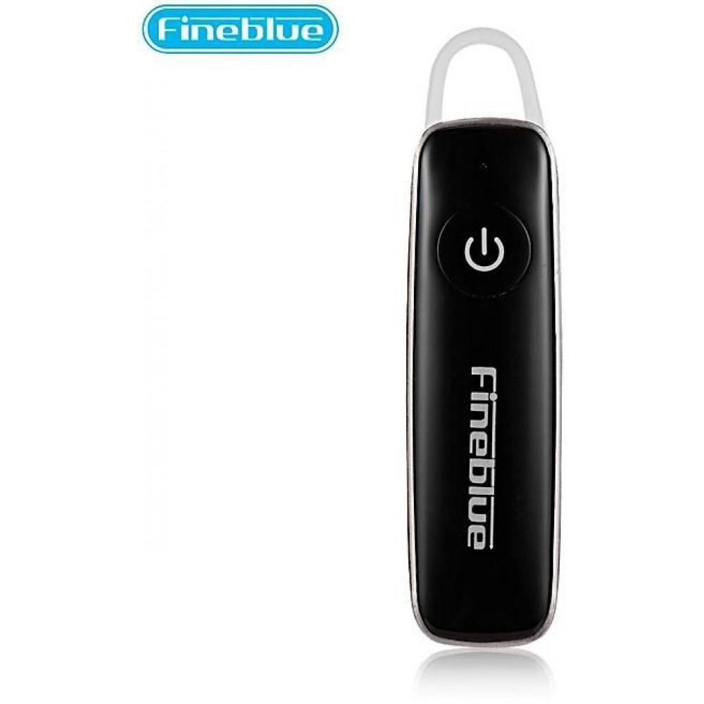 Fineblue F515 Ασύρματο Ακουστικό Bluetooth - BLACK
