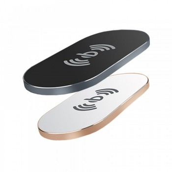 Awei W2 Wireless Chargers, Transer  High Quality Altra-thin Alloy Qi Charger