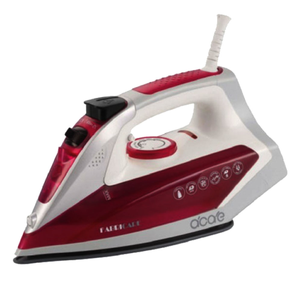 STEAM IRON GEEPAS CERAMIC  WITH DETACHABLE WATER TANK GSI7810