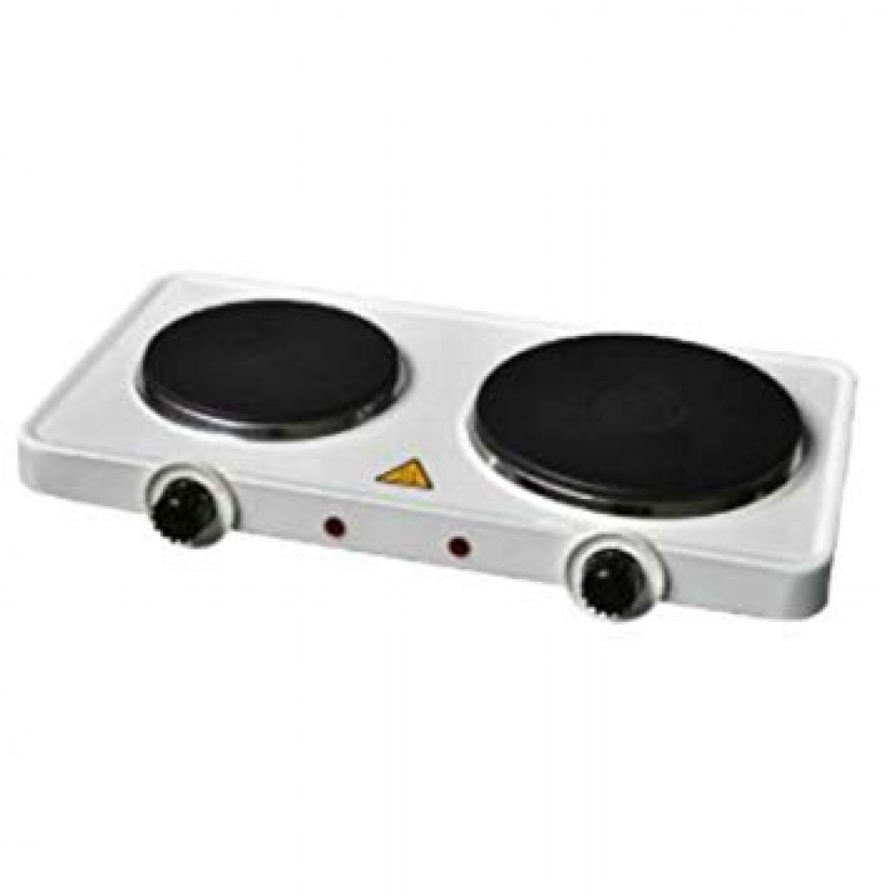 ELECTRIC COOKING HOT PLATE DOUBLE