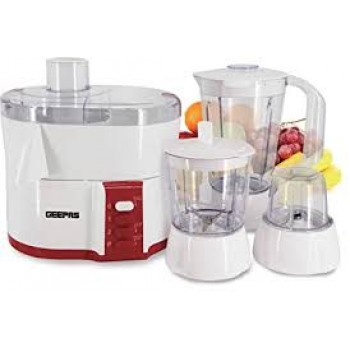 BLENDER GEEPAS 4IN1 FOOD PROCESSOR GSB9890