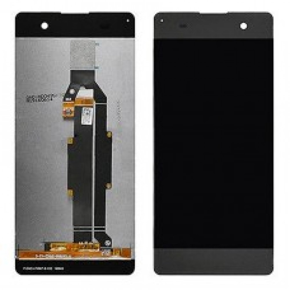 Για Sony Xperia XA LCD with Touch Grey