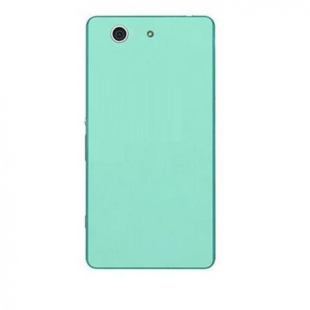 BACK COVER / ΠΊΣΩ ΌΨΗ/ ΠΊΣΩ ΚΑΠΆΚΙ SONY Z3 COMPACT GREEN