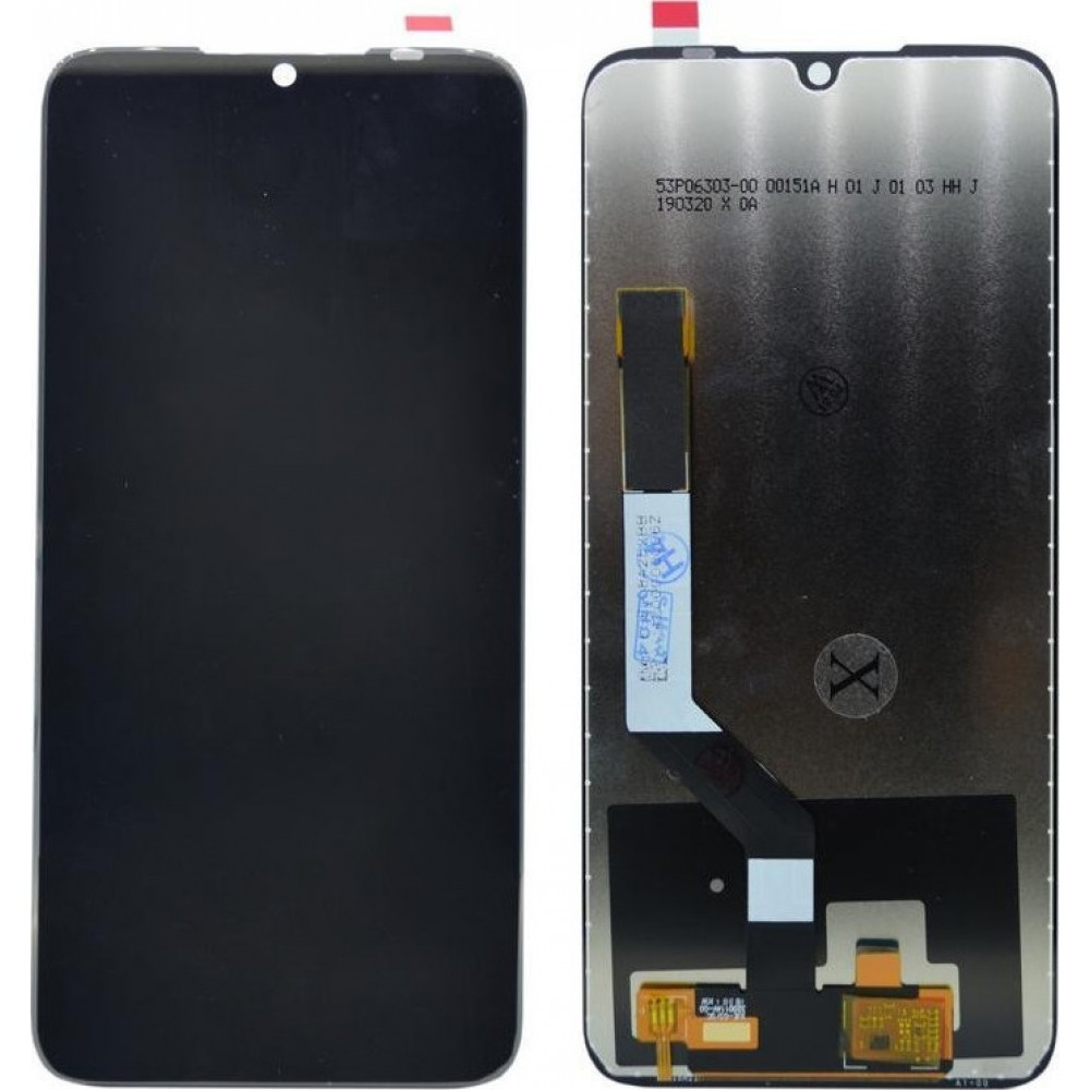 LCD ASSEMBLY XIAOMI REDMI NOTE 7 BLACK
