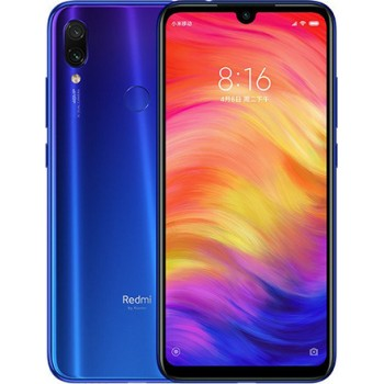 Xiaomi Redmi Note 7 4GB/64GB (Ελληνικό Μενού - Global Version) – Blue