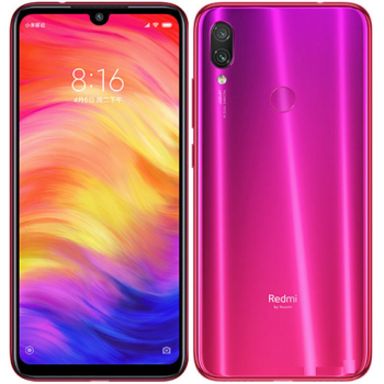 Xiaomi Redmi Note 7 Dual SIM 64GB 4GB RAM Nebula Red
