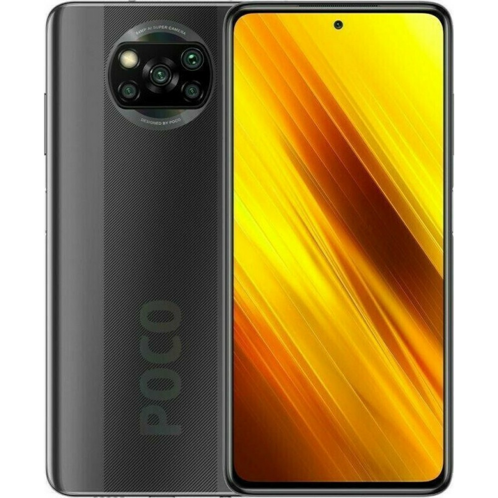 Xiaomi Poco X3 NFC 6GB/64GB Gray (Global Version) EU