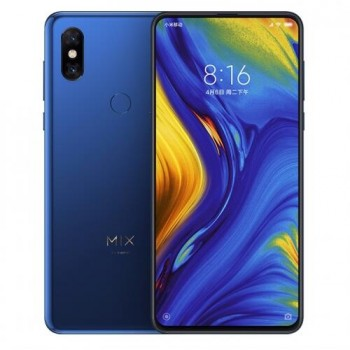 Xiaomi Mi Mix 3 6GB/128GB (Ελληνικα Menu Global Version) Blue