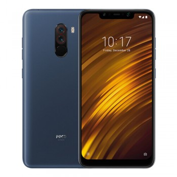 Xiaomi Pocophone F1 6GB/128GB (Global Version) – BLUE + Θήκη Δώρο