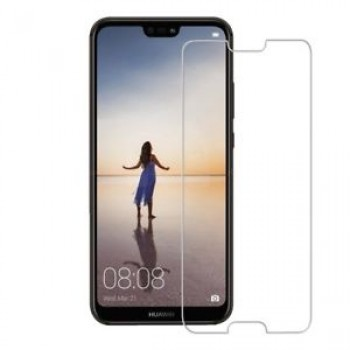 Tempered Glass 9H Normal For Huawei Mate 20 Pro _ Transparent