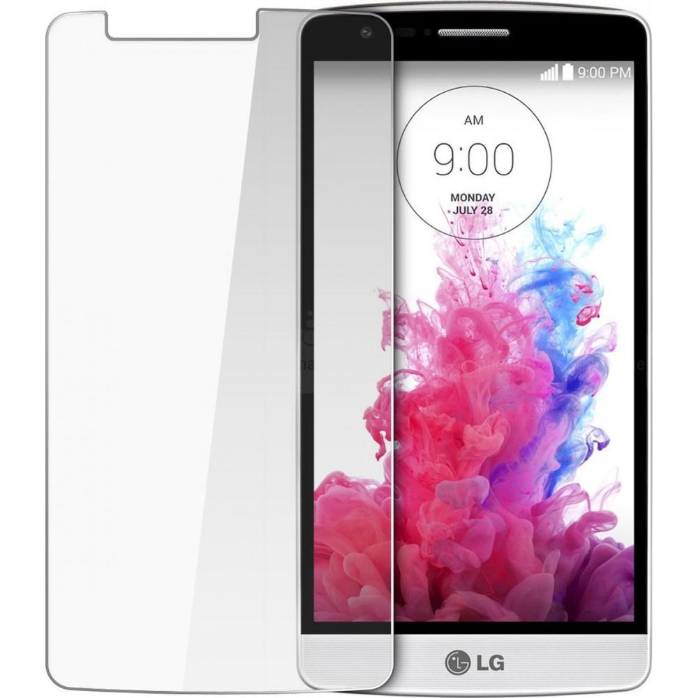 Tempered Glass 9H Normal For LG G Flex _ Transparent
