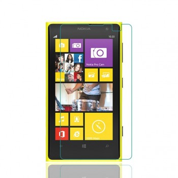 Tempered Glass 9H Normal For Nokia 1020 _ Transparent