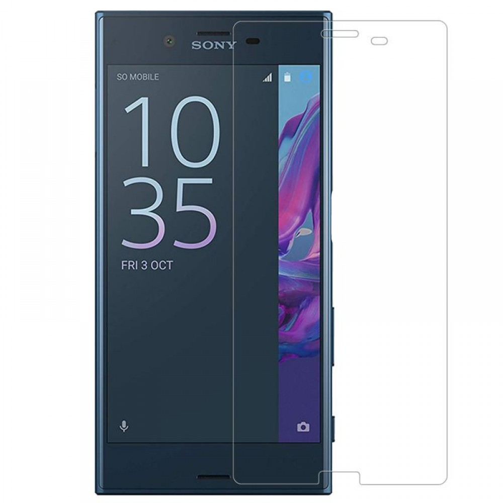 Tempered Glass 9H Normal For Sony Xperia L1 _ Transparent