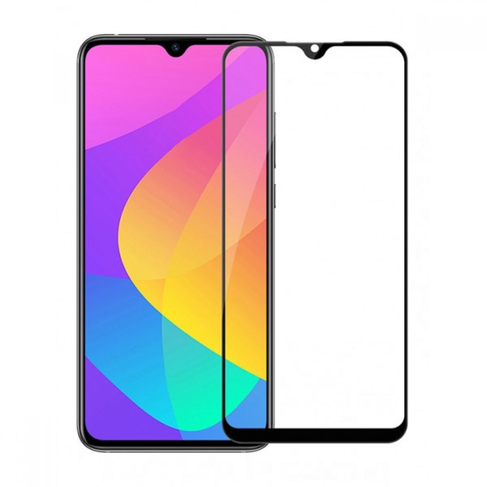 Full Cover Protection Tempered Glass Screen Protector For Mi CC9e/Mi A3 Global Version