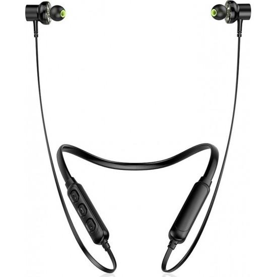 Ακουστικό Bluetooth Με Neckband AWEI G20BL - Black