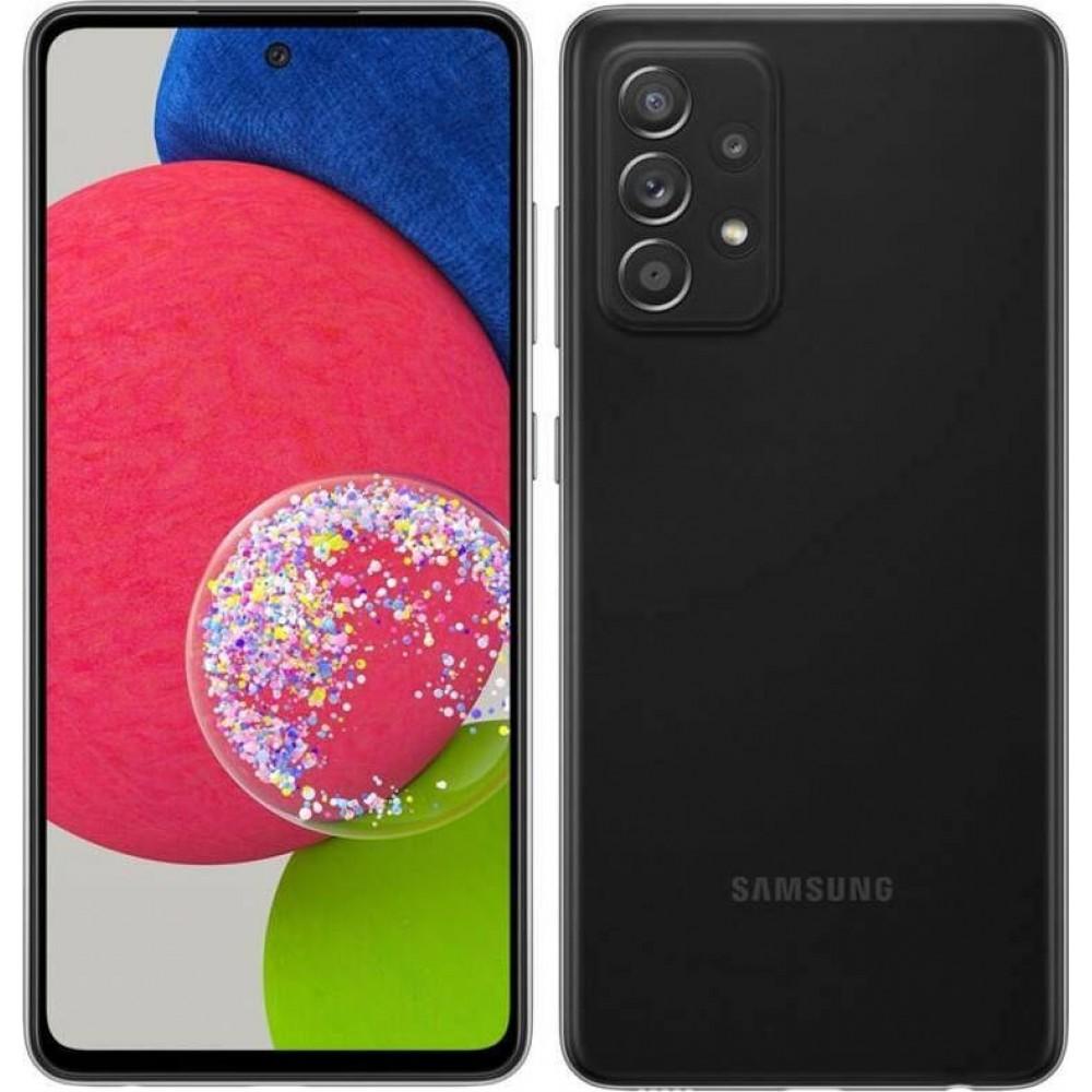 SAMSUNG GALAXY A52S 5G A528  6GB/128GB DUAL SIM EU - AWESOME BLACK
