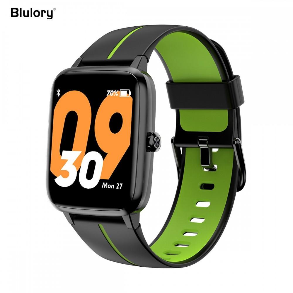 SMART WATCH BLULORY GLIFO 5 PRO WITH GPS - ONINE GREEN
