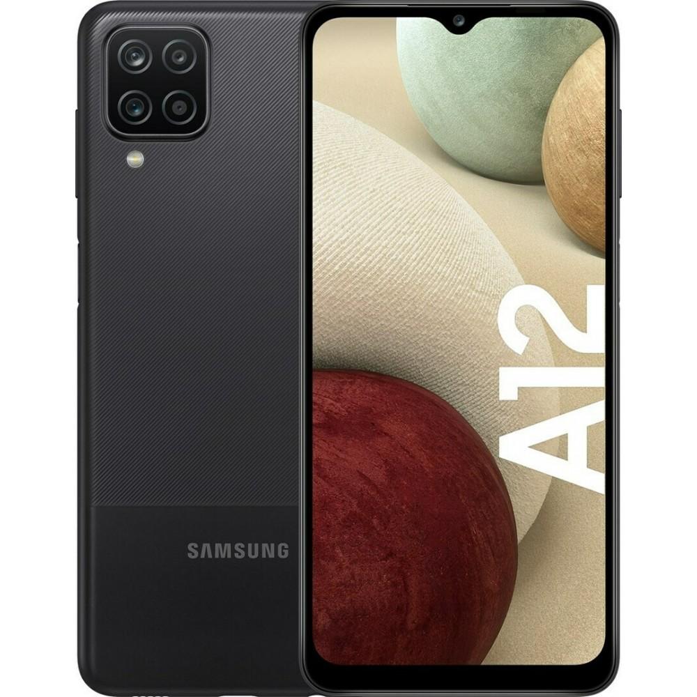 SAMSUNG GALAXY A12 A125 64GB 4GB RAM DUAL SIM BLACK EU