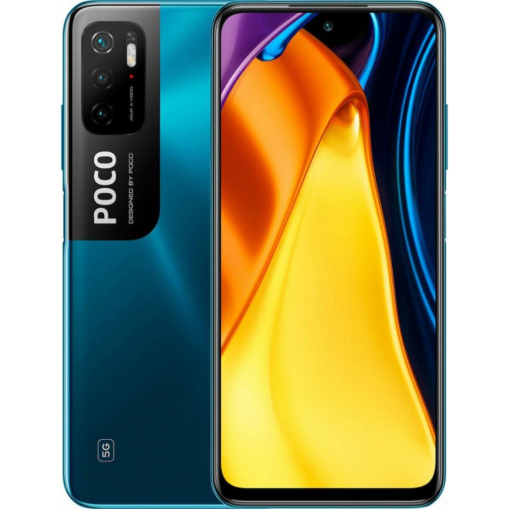 XIAOMI POCO M3 PRO 5G 4GB/64GB  DUAL SIM - COOL BLUE (GLOBAL VERSION)