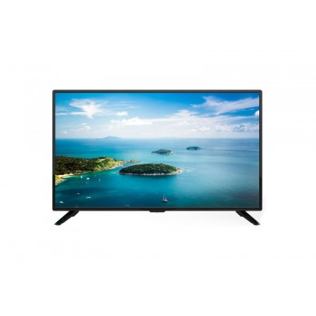 "GEEPAS 39"" CLEAR HD & SMART LED TV"