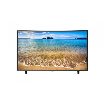"GEEPAS 50""/126cm UHD SMART CURVED LED TV"