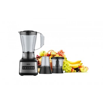 BLENDER GEEPAS 3 IN 1 STAINLESS STEEL  GSB44017