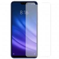 Tempered Glass 9H Normal For Xiaomi Mi 8 Lite _ Transparent