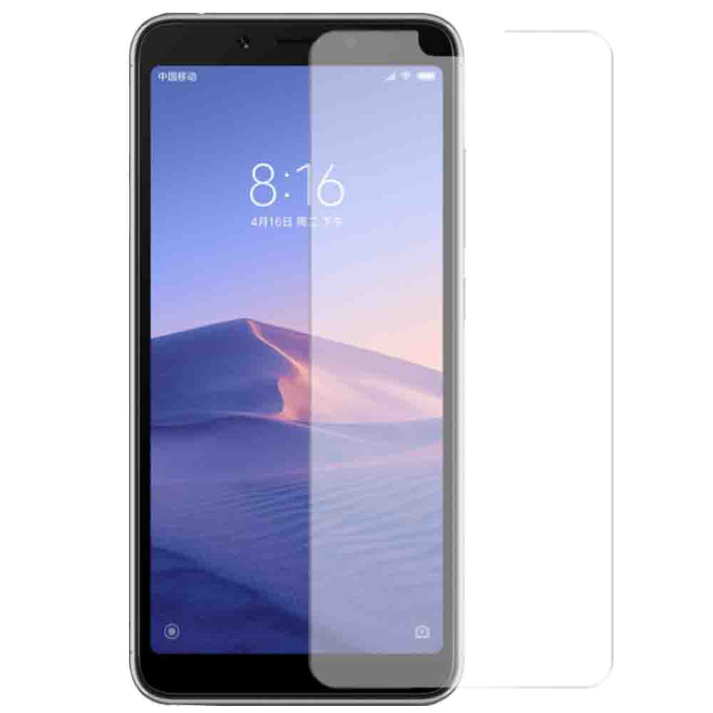 Tempered Glass 9H Normal For Xiaomi Redmi 6/6a _ Transparent