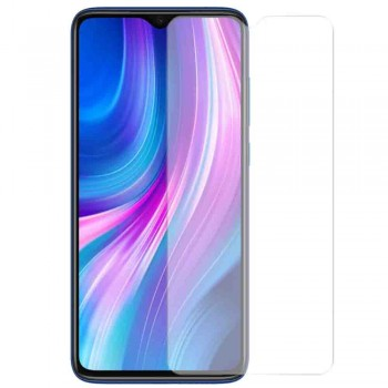 Tempered Glass 9H Normal For Xiaomi Redmi Redmi Note 8 Pro _ Transparent