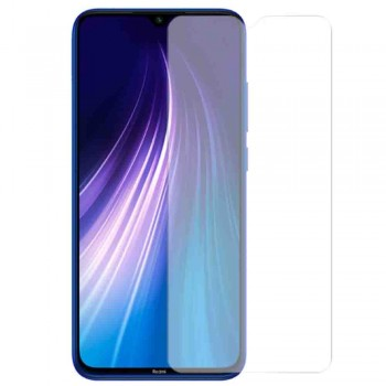 Tempered Glass 9H Normal For Xiaomi Redmi Note 8 _ Transparent