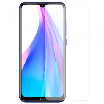 Tempered Glass 9H Normal For Xiaomi Redmi Note 8t _ Transparent