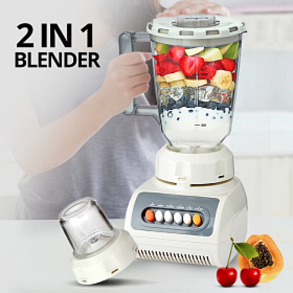 CYBER 2 IN 1 BLENDER WITH MILL CYB-999