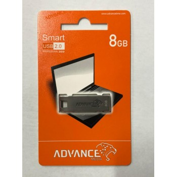 Usb 2.0 Advance Water Proof Flash Drive Professional Series Metal Frame - 8Gb