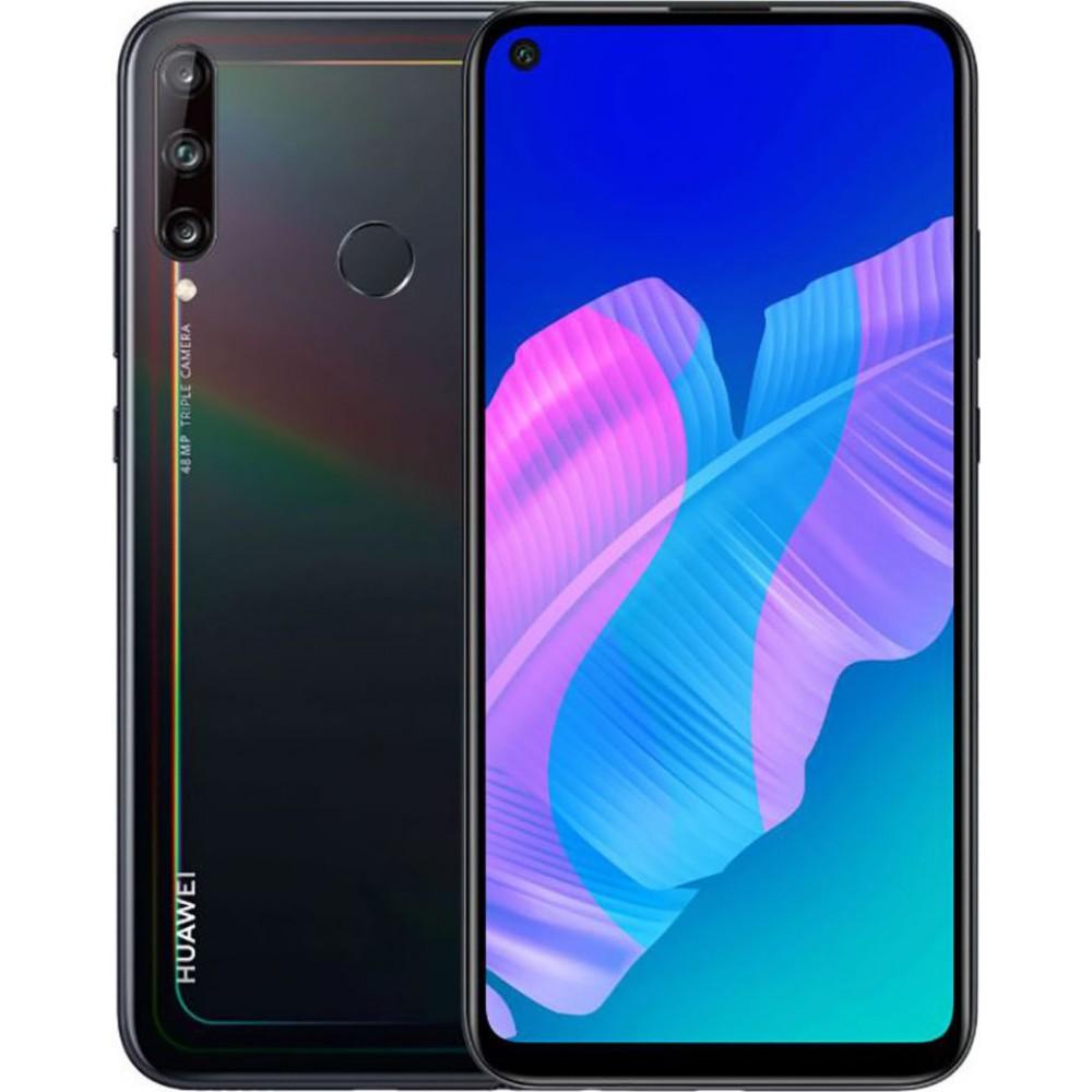 Huawei P 40 Lite E 4GB/64GB Dual Sim - Midnight Black