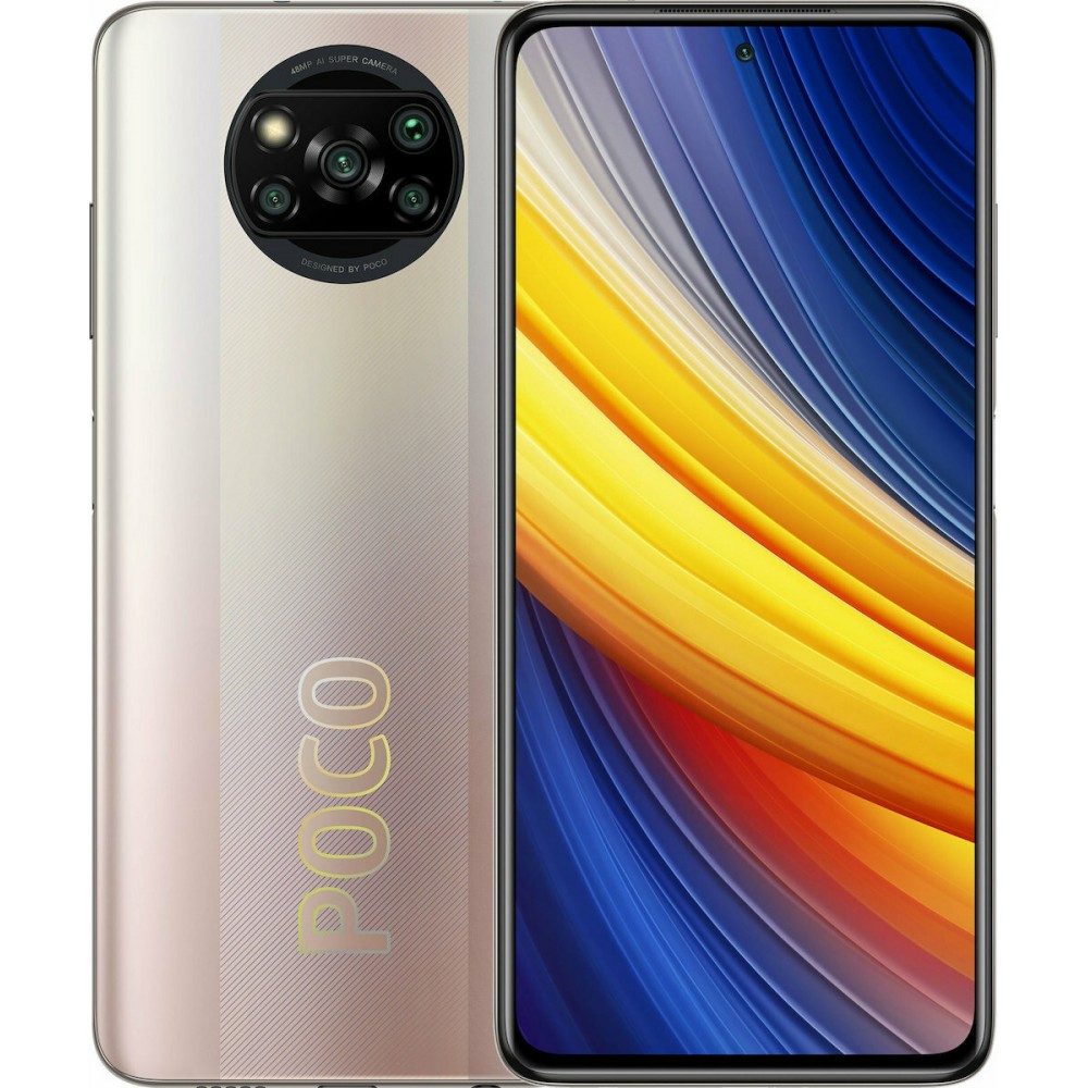 Xiaomi Poco X3 Pro 6GB/128GB Metal Bronze Dual Sim (Global Version) EU