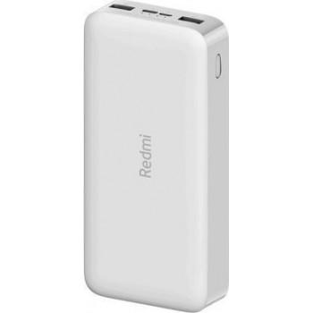 Xiaomi Redmi 18W Fast Charge Power Bank 20000mAh White VXN4285GL