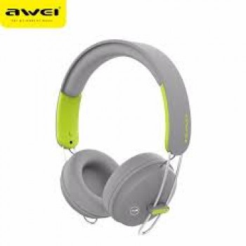 Awei A800BL Bluetooth Headphones - Γκρι
