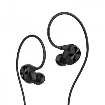 Letv Handsfree Reverse In-Ear with Microphone LeUIH101 - Black