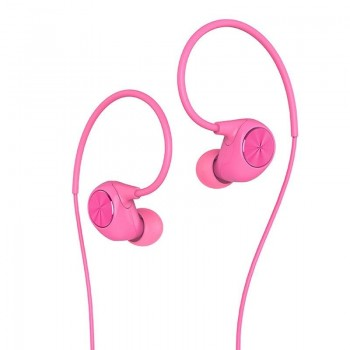 Letv Handsfree Reverse In-Ear with Microphone LeUIH101 - Ροζ