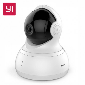 YI Technology 1080P Dome Camera 2 White