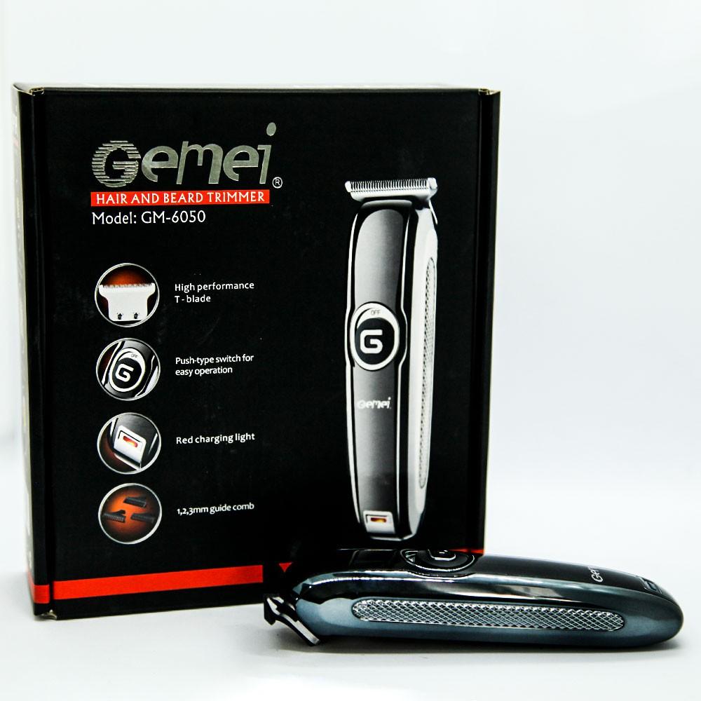 GEMEI HAIR TRIMMER GM 6050