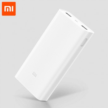 Xiaomi Power Bank PLM06ZM 2C 20000mAh Fast Charging White