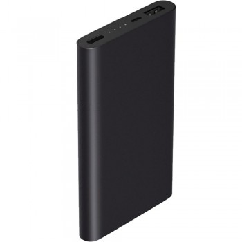 Xiaomi Mi Power Bank 10,000mAh V2 - Μαύρο