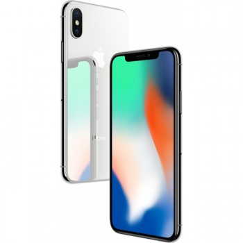 Apple iPhone X 64GB Silver EU