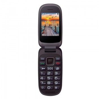 Maxcom MM818 Dual SIM Black Blue Κινητό