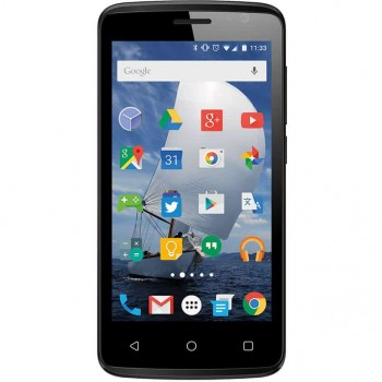 "Maxcom MS453 (8GB) (Dual Sim) 3G 4.5"", Android - Μαύρο"