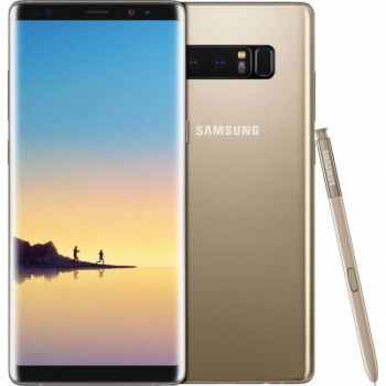 SAMSUNG GALAXY NOTE 8 N950F 64GB DUAL MAPLE GOLD EU