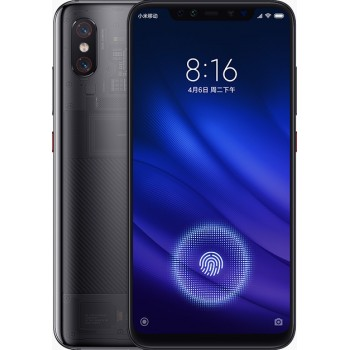 XIAOMI MI 8 Pro 8GB/128GB (ΕΛΛΗΝΙΚΟ ΜΕΝΟΥ - GLOBAL VERSION) Transparent Titanium